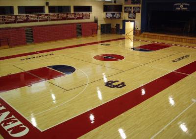 Gymnasium-Floor