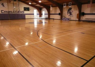 Wood-Sports-Floor