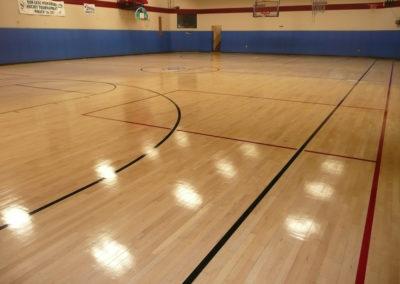 Wooden-Sports-Floor
